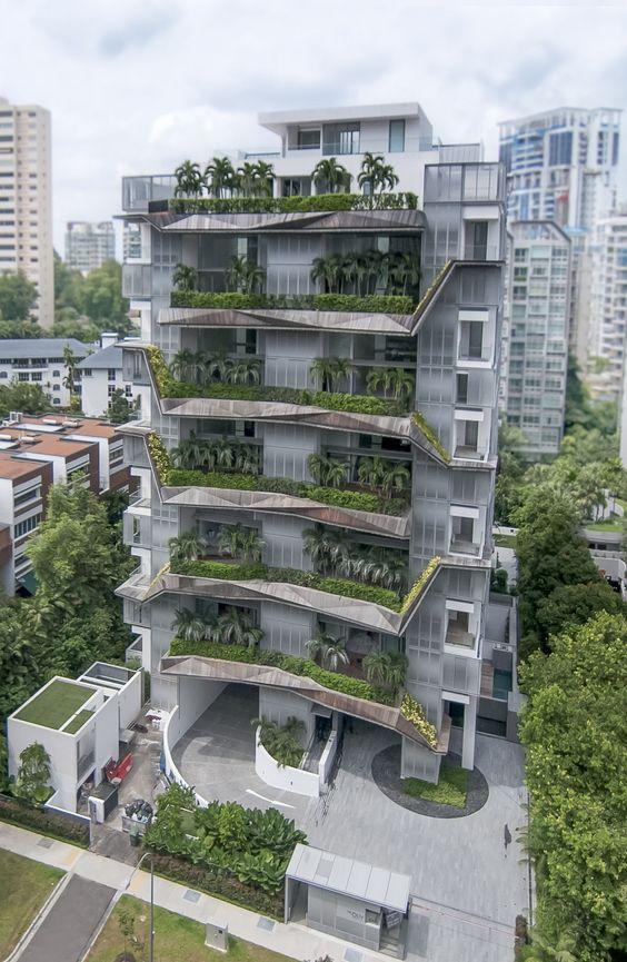 Grüne Bauweise